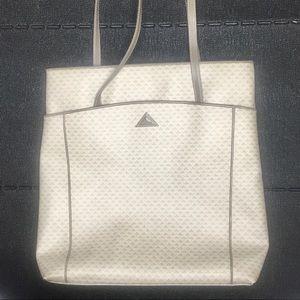 Liz Claiborne Vintage 1984 Large Tote Bag